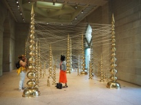 Subodh Gupta At Freer Sackler, Washington DC